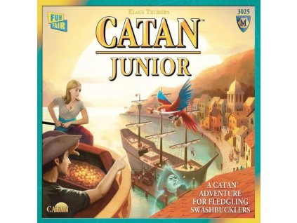 Catan Junior - EN