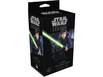 Star Wars Legion: Luke Skywalker Operative Expansion