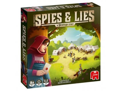 Spies & Lies - a Stratego story