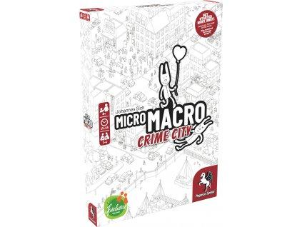 microMACRO Crime City - EN