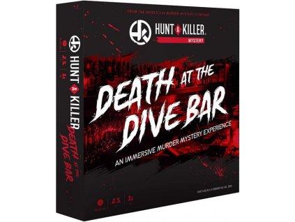 Hunt A Killer - Death at the Dive Bar