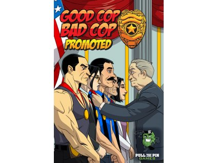 Good Cop Bad Cop Promoted
