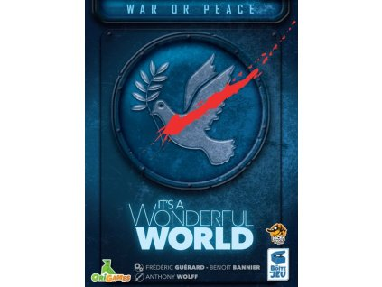 It's a Wonderful World - War or Peace EN