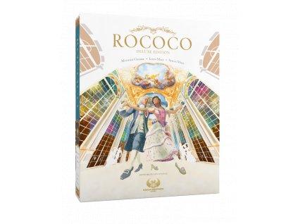 Rococo: Deluxe edition PLUS + mince