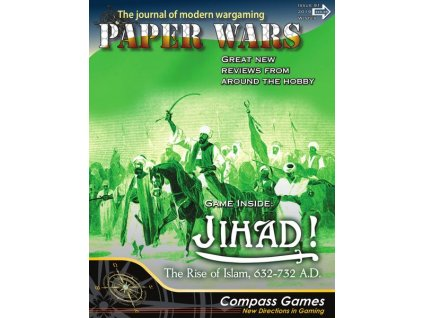 Paper Wars Issue 91: Jihad!