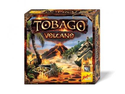 Tobago: Volcano DE