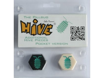 Hive Pocket - rozšíření The Pillbug