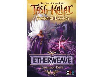 Tash-Kalar: Etherweave  (Spoutaný čas)