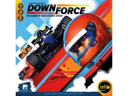 Downforce EN  (Rivalové anglicky)