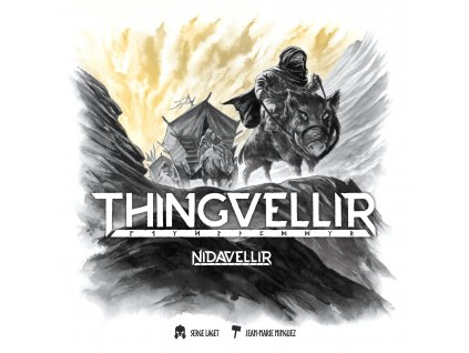 Nidavellir: Thingvellir CZ/EN