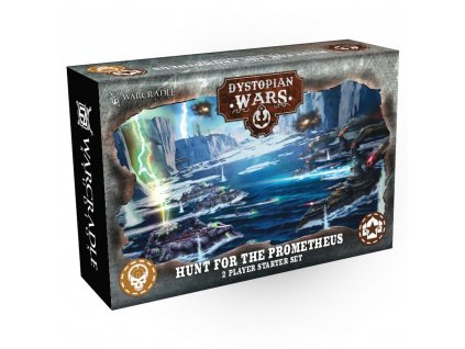 Dystopian Wars: Hunt for the Prometheus  (ENG)