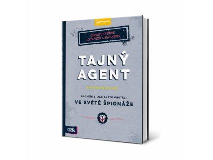 Kniha Tajný agent