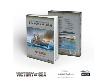 741010001 Victory at Sea hardback book[1]
