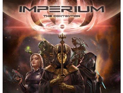 Imperium: The Contention - Retail Edition