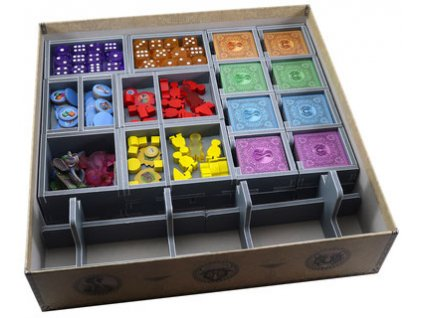 folded space insert organizer rajas of the ganges[1]