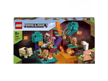 LEGO Podivný les 21168