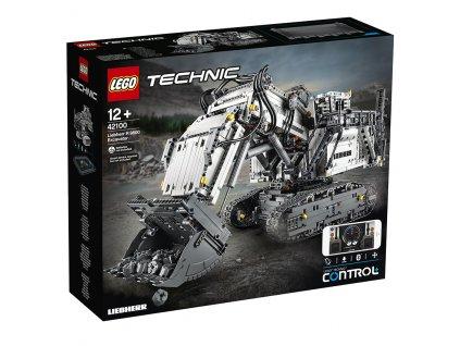 LEGO Bagr Liebherr R 9800 42100