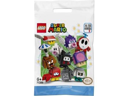 LEGO Akční kostky – 2. série 71386