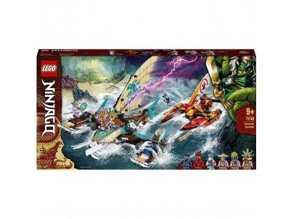 LEGO Souboj katamaránů na moři 71748
