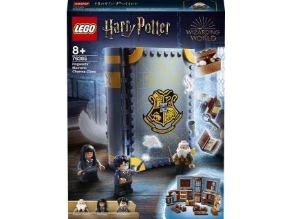 LEGO Kouzelné momenty z Bradavic: Hodina kouzelných formulí 76385