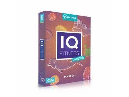 IQ Fitness Junior - Pokročilý