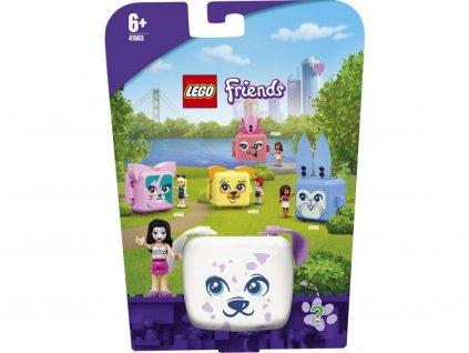 LEGO Ema a její dalmatinový boxík 41663