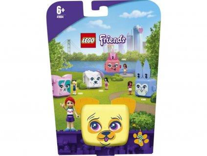 LEGO Mia a její mopsíkový boxík 41664