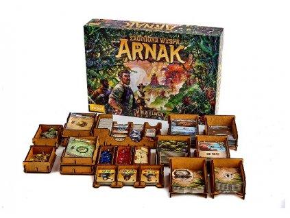 Lost Ruins of Arnak Insert