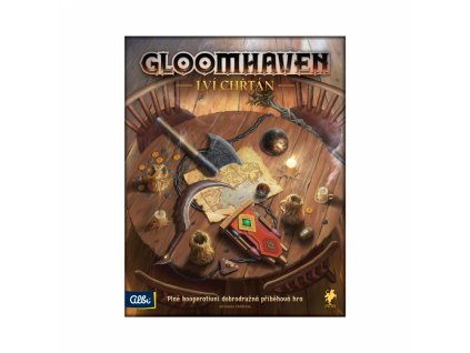 Gloomhaven: Lví chřtán  (Gloomhaven: Jaws of the Lion)