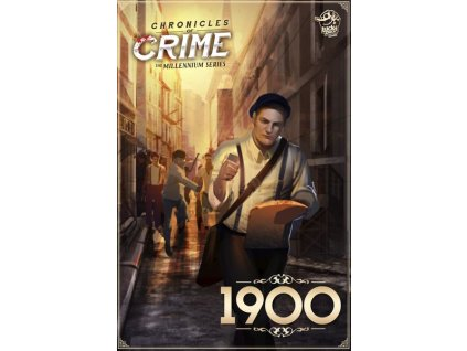 Chronicles of Crime: 1900 (The Millennium Series)