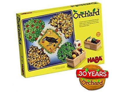 3103 Spolocenska hra pre deti Ovocny sad haba od 3 rokov 5
