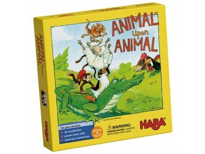 3678 Haba Spolocenska hra na rozvoj motoriky Zviera na zviera 02