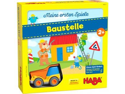 Moje první hra: Na stavbě  Meine erste Spiele: Baustelle