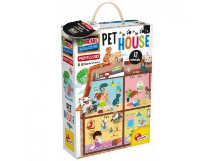 Giocare Educare - Montessori Pet House