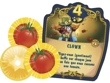 Meeple Circus: Tomatoes and Awards