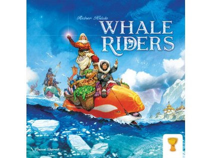 Whale Riders KS Edition