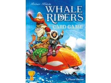 Whale Riders: The Card Game