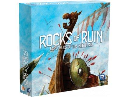Explorers of the North Sea: Rock of Ruins  (rozšíření k základní hře)