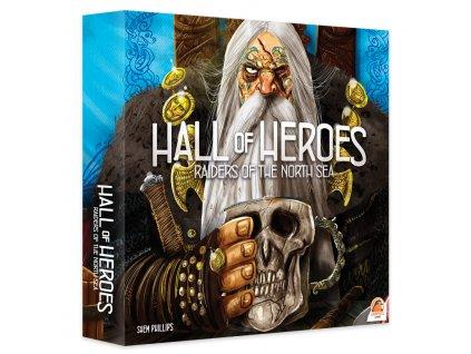 Raiders of the North Sea: Hall of Heroes  (Nájezdníci ze severu: 1 rozšíření)