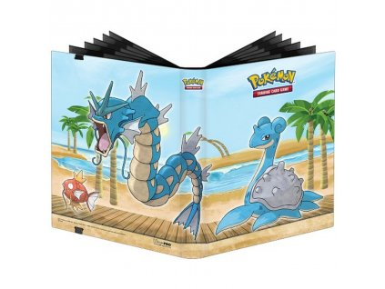 UltraPro: Gallery Series Seaside 9-Pocket PRO-Binder for Pokémon  (album)