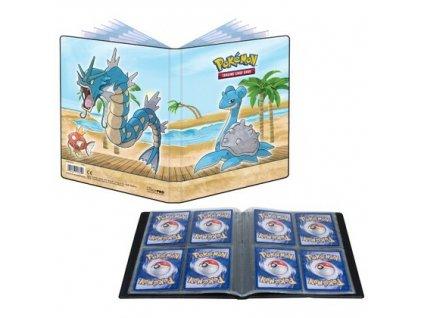 UltraPro: Gallery Series Seaside 4 Pocket Portfolio for Pokémon