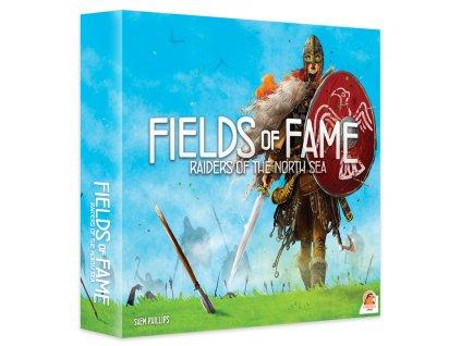 Raiders of the North Sea: Fields of Fame  (Nájezdníci ze severu: 2. rozšíření)