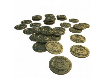 Magna Roma Metal Coins Set