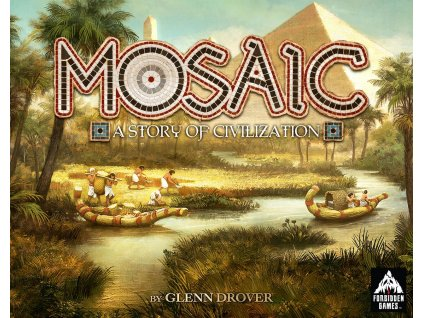 Mosaic - A Story of Civilization Deluxe (Colossus Pledge)
