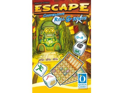 Escape Roll & Write