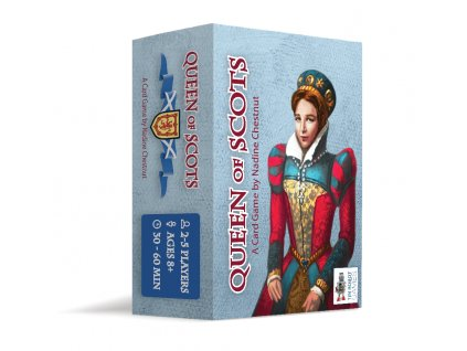 Queen of Scots: The Card Game