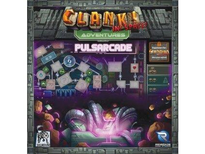 Clank! In! Space! Adventures Pulsarcade