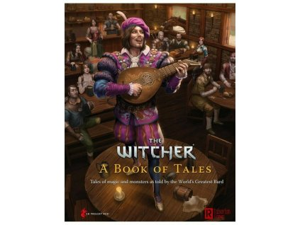 The Witcher RPG: A Book of Tales