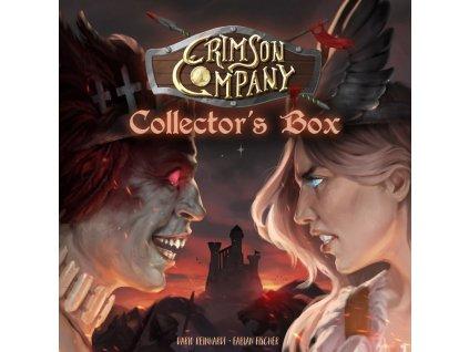 Crimson Company Collector's Box