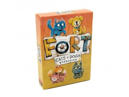 Fort - Cats & Dogs